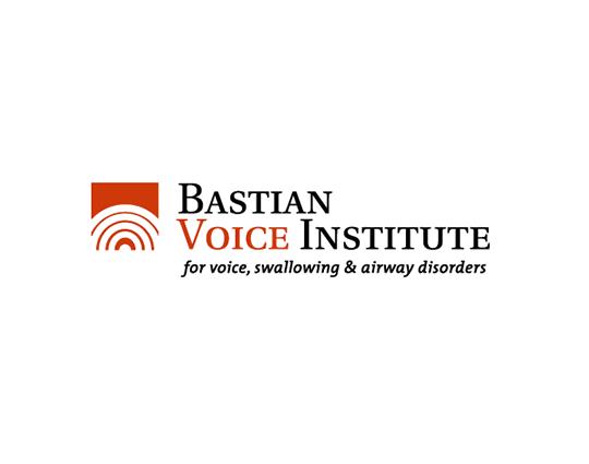 Medical corporate identity design: The Bastian Voice Institute