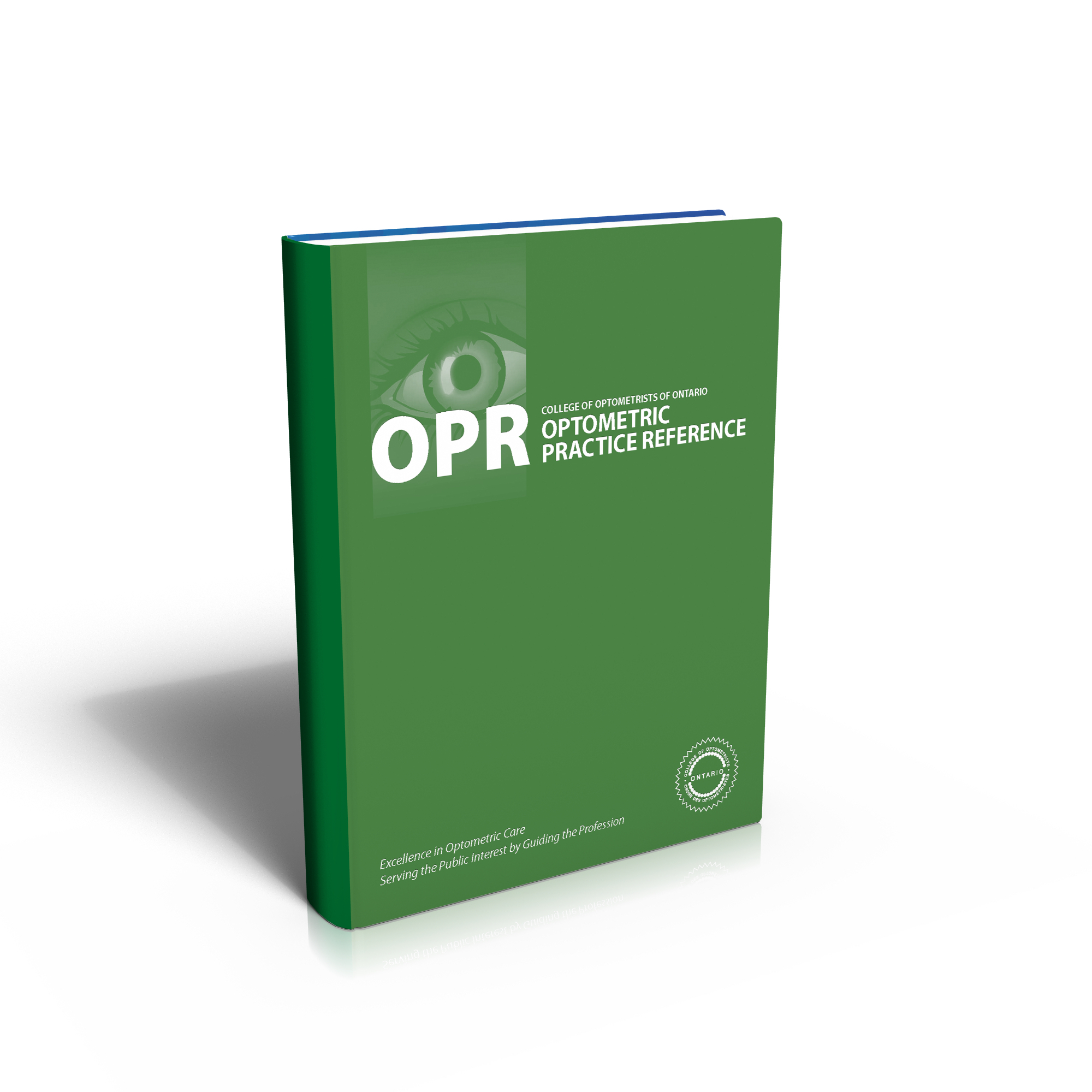 Long Document Design & Production: The Optometric Practice Reference Guide