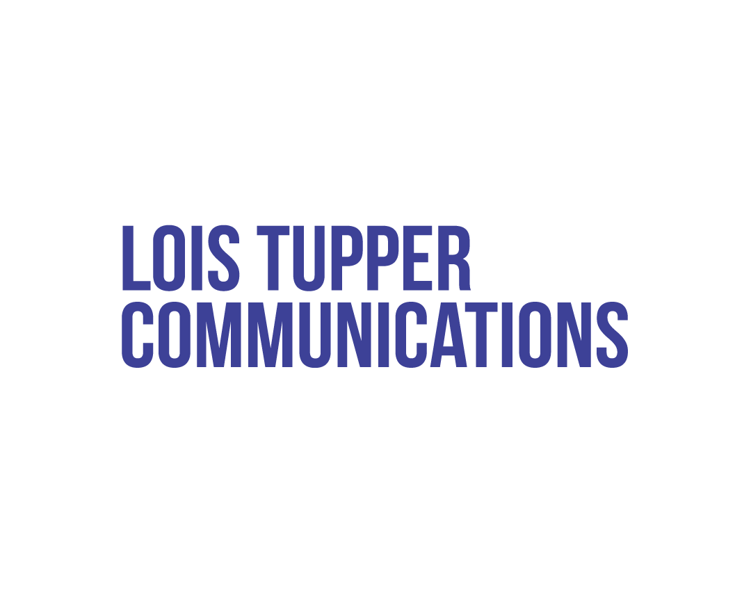 A fast brand for a Corporate & Marketing Writing Practice: Lois Tupper Communications