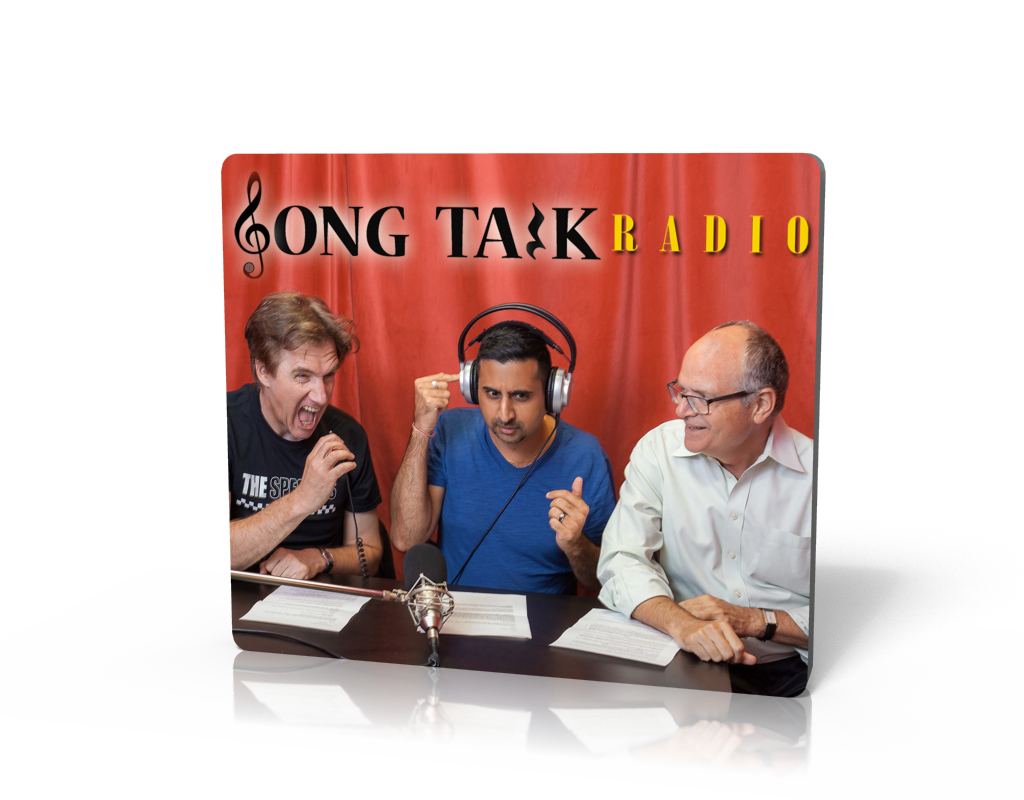 Song Talk Radio Show & Podcast: Branding & Go To Market Strategy